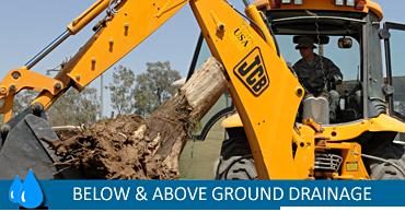 ground-drainage